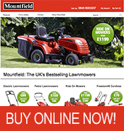 Mountfield Lawnmowers and Garden Machinery