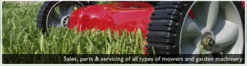 Garden & Orchard Mowers - FAVERSHAM